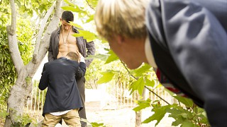 Helix Academy 1   Episode 2: Peeping Through the Trees