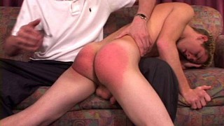 Soccer player spanked by coach