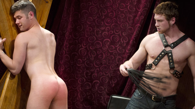 Gay Spanking Boys : Bubble Butt Spanked!