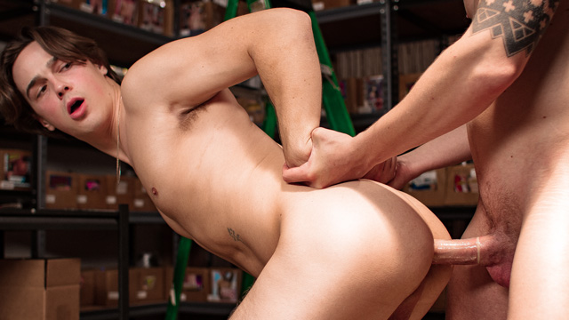 Stockroom Sex
