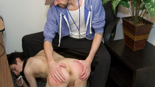 Spank This gay spanking video