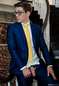 Dressed for Success: A Blake Mitchell Photoshoot - 6
