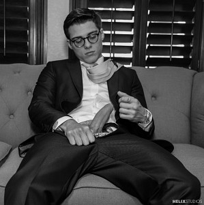 Dressed for Success: A Blake Mitchell Photoshoot - 9