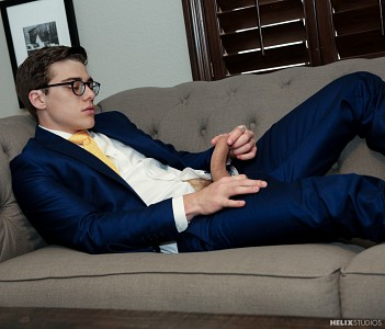 Dressed for Success: A Blake Mitchell Photoshoot - 13