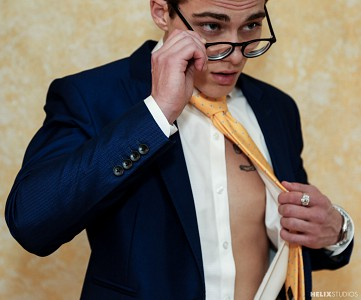 Dressed for Success: A Blake Mitchell Photoshoot - 14