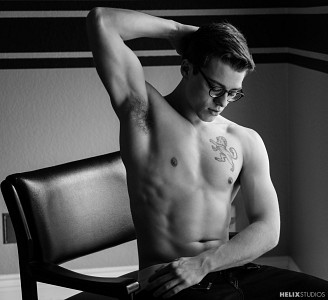 Dressed for Success: A Blake Mitchell Photoshoot - 30