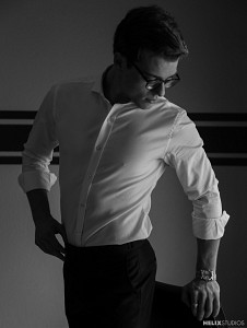 Dressed for Success: A Blake Mitchell Photoshoot - 34