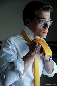 Dressed for Success: A Blake Mitchell Photoshoot - 39