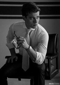 Dressed for Success: A Blake Mitchell Photoshoot - 41