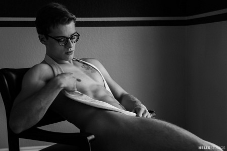 Dressed for Success: A Blake Mitchell Photoshoot - 45